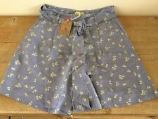NEW BAY LONG FAWN SHORTS WITH TURN-UPS SIZES UK 8 to 14