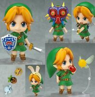 THE LEGEND OF ZELDA NENDOROID/ LINK MAJORA MASK VER. #553 IN BOX
