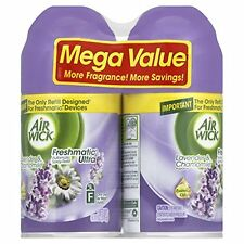 Air Wick Freshmatic Automatic Spray Refill Air Freshener, Lavender & New