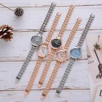GAIETY Women's Mini Dial Watch Stainless Steel Strap Analog Quartz Wristwatch