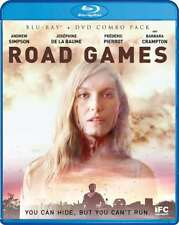 New: ROAD GAMES - Blu-ray + DVD