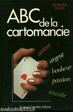 Esotérisme  ABC de la cartomancie - G. Sciuto    book