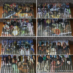 DOCTOR DR WHO DVD FILES - 9TH 10TH 11TH DR TV SERIES - CHOOSE YOUR CHEAP DISCS