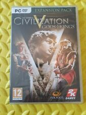 Civilization V Gods And Kings Expansion Pack PC DVD