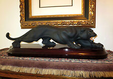 "Giuseppe Armani 26"" BAGHEERA Limited Edition Figurine 2051S * Extremely Rare *"