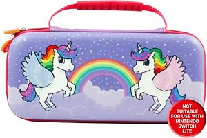 Unicorn Protective Carry and Storage Case for Nintendo Switch