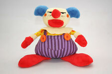 "New Toy Story Cartoon Movie Chuckles The Clown Plush Toy New US Ship 5"" Doll"