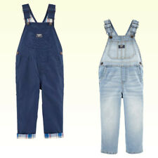 Boys Overalls OshKosh Bgosh Toddler Boys 1Pc Denim or...