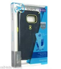 Speck Candyshell Samsung Galaxy S6 Case CHARCOAL GREY/YELLOW Cover Shell Bumper