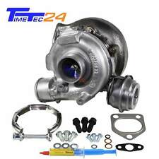 Turbolader BMW E39 OPEL Omega 2.5d 163PS 150PS 710415-3 710415-1 + Montagesatz