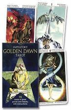 Initiatory Tarot of the Golden Dawn Deck (Cards)
