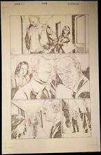 BLOODSHOT REBORN #3 Page 9 Original Published Art VIN DIESEL Movie Mico Suayan