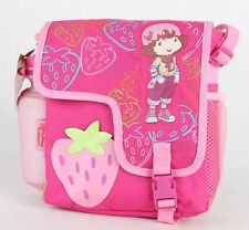 2016  Strawberry Shortcake Insulated Lunch Bag Girls Kids With Water Bottle -NEW