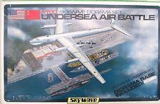 SkyWave Diorama: Undersea/Air Battle / US Sub vs. Russian Bear Kit SW-1000 - NEW