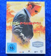 CSI Miami Season 7.2 Episoden 13-25 Limitierte Auflage, DVD Box Staffel 7 Teil 2
