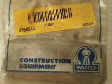 Wacker Neuson Parts # 0158544 / Spacer