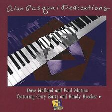Alan Pasqua - Dedications [New CD]