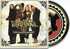 THE BLACK EYED PEAS - Don't phunk with my heart CD SINGLE 2TR EU CARDSLEEVE 2005