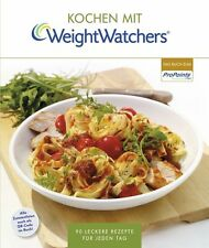 Kochen mit Weight Watchers (2011, Taschenbuch)