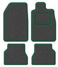 Suzuki Samurai/Santana/SJ 410 Velour Grey/Green Trim Car mat set
