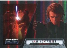 Star Wars Evolution 2016 Base Card #6 Anakin Skywalker - Sith Apprentice