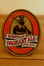 Elgood's Bicentenary Pageant Ale Metal Beer Tap Sign