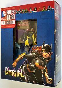 DC Super Hero Collection Batgirl 1/21 Figurine Eaglemoss