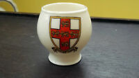 VINTAGE GOSS MODEL OF THE COLCHESTER VASE CRESTED CITY OF YORK