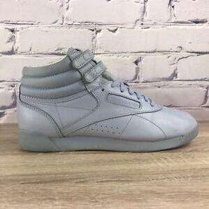 Escupir sonido Pagar tributo  Reebok Freestyle High Top Sneakers for Women for sale | eBay