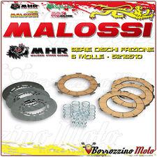 MALOSSI 5216510 KIT SERIE DISCHI FRIZIONE MHR + 6 MOLLE VESPA PX 125 150 - 1989