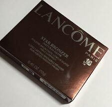 LANCOME Star Bronzer Natural Matte 02 Sunkiss 0.45oz Full Size NIB