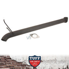 "Ford PX Ranger 3.2lt TD 2.5"" Mandrel Bent Muffler Delete Eliminator Exhaust Pipe"