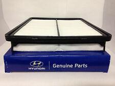 Genuine OEM Hyundai Engine Air Filter Element 28113-2P100 Azera Sonata Santa Fe