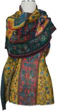 Markenlose Damen-Schals & -Tücher Paisleymuster-Blumen
