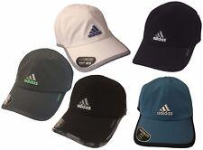 didasAdidas Adizero Cap Adjustable Fit Climacool UV Protection UPF 50 Hat Cap