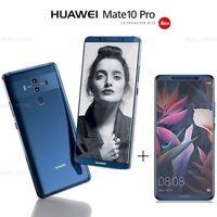 COVER CUSTODIA TPU per Huawei Mate 10 PRO + PELLICOLA VETRO TEMPERATO