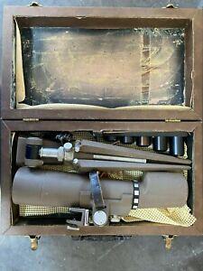 Swift Spotting Scope Model 821 Vintage Clean