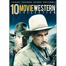 10-Movie Western Collection DVD Sam Elliott, Jerry O'Connell