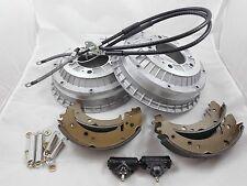 Reparatur Bremse hinten LADA NIVA  Modelle bis 2010 incl. Handbremsseil