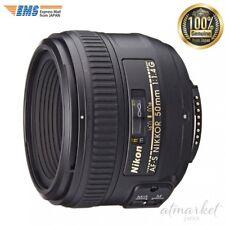 NEW Nikon AF-S FX NIKKOR 50mm f/1.4G Lens with Auto Focus for Nikon DSLR Cameras