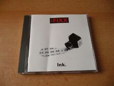CD The Fixx - Ink. - 1991 - 12 Songs
