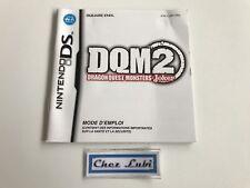 DQM 2 Dragon Quest Monsters Joker - Nintendo DS - PAL FRA