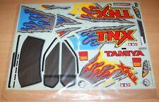 Tamiya 43508 TNX/TNX Pro/TGM-03/TGM03, 9494073/19494073 Decals/Stickers, NIP