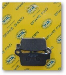 REAR BRAKE PADS fit SUZUKI RM 125 250  1996-2009 RM125 RM250 (D114