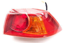 Mitsubishi GALANT FORTIS LANCER Sedan 2007-10 Rear Tail Signal Light Lights Lamp