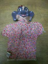 Gund Walt Disney Dumbo The Flying Elephant Hand Puppet