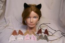 Costume Ears unicorn pegasus cat ears Mlp Pony Cosplay