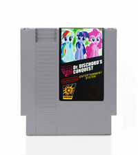 My Little Pony - Dr. Discord's Conquest - NES Game