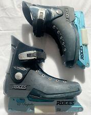 Roces Impala 62 1996 Vert Skates 6 / 7 US 5 / 6 UK 39 / 40 EU 25 / 25.5 CM