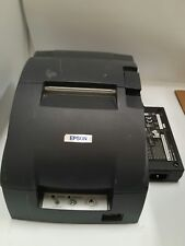 - EPSON TM-U220PA RECEIPT PRINTER (USB INTERFACE)  WITH AC